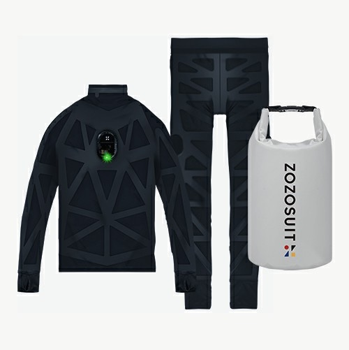 zozosuit clothing measurement device tailored customized