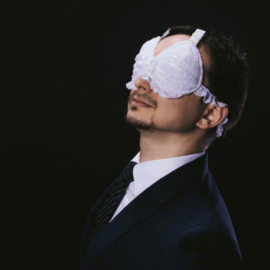brassiere eye mask bra mini sleep