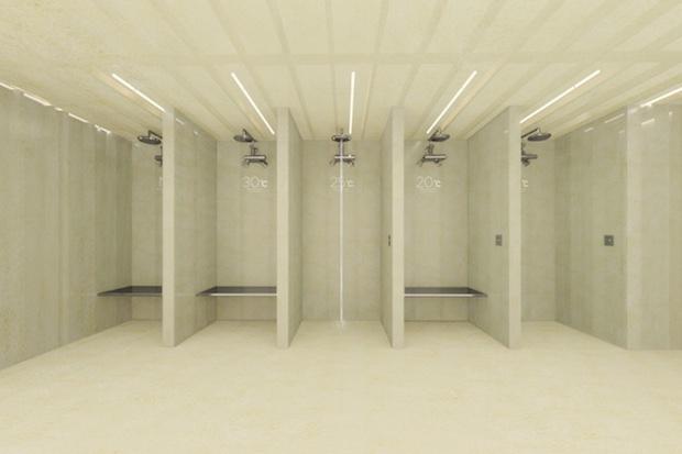 do-c sauna capsule hotel ebisu tokyo designer Finnish nine hours