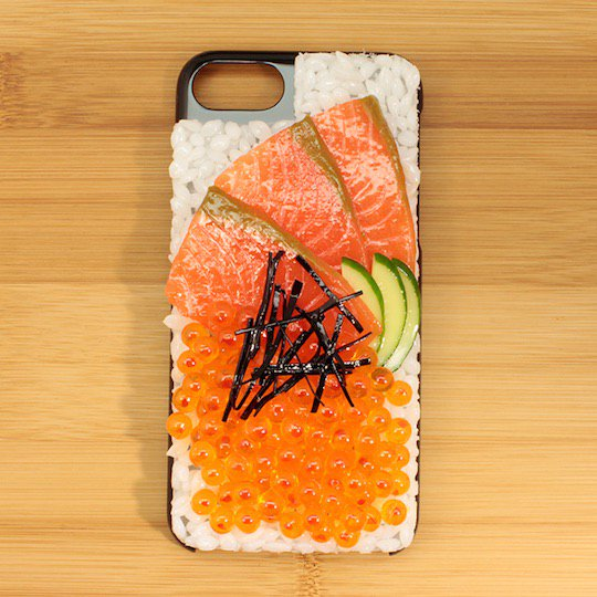 fake food sample iphone case cover