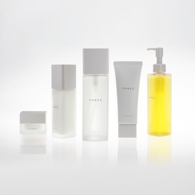 tokujin yoshioka design three cosmetics packaging