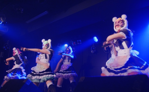 kasotsuka shojo virtual currency girls cryptocurrency idol group japan