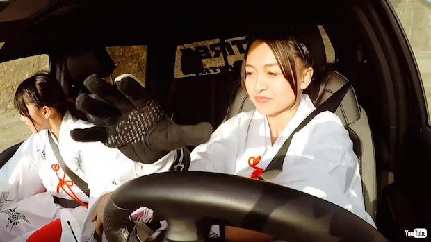 toyo tires setsubun off-road parkour driving chase