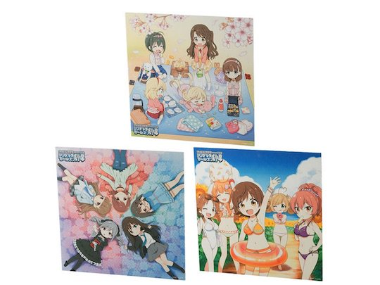 idolmaster cinderella girls danbocchi soundproof booth privacy