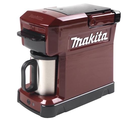 makita coffee maker power tool battery CM501DZ machine japanese