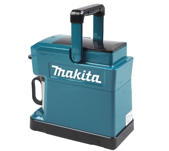 makita coffee maker power tool battery CM501DZ machine japanese