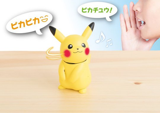 hellopika talking pikachu robot toy