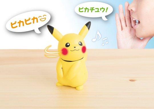 hellopika talking pikachu robot toy