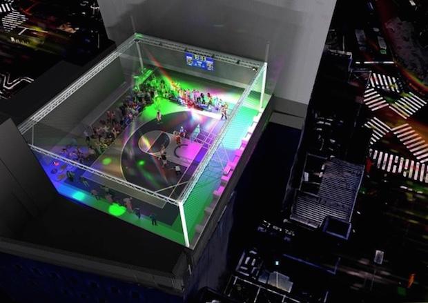 hoop city 3x3 tokyo shinjuku studio alta