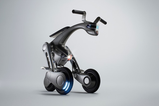 ridroid canguro kangaroo robot vehicle