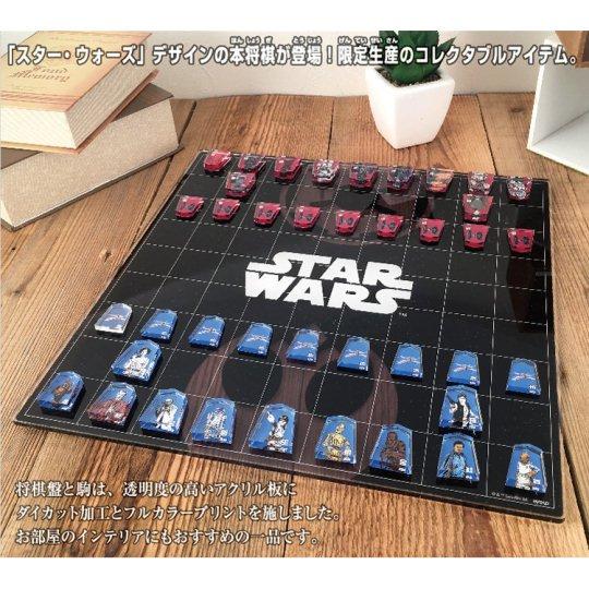 star wars shogi game