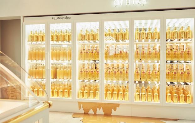 juste un clou cartier convenience store tokyo omotesando japan luxury