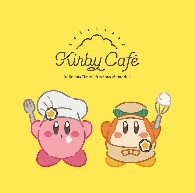 Create A Kirby Character Noll: New Kirby Character Cafe In Tokyo Features Unique Food