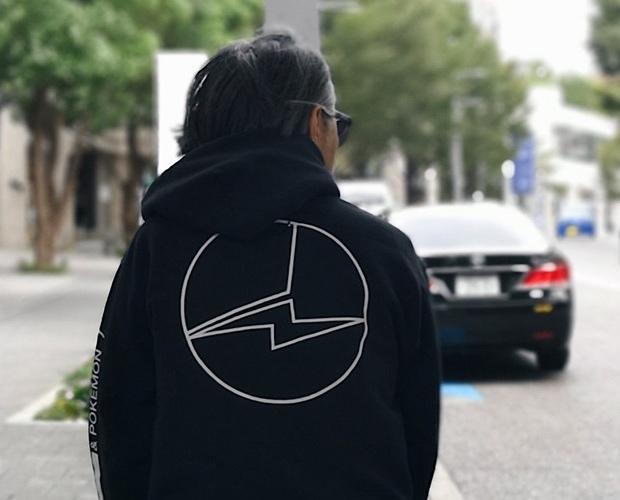 pokemon hiroshi fujiwara thunderbolt project collaboration fashion