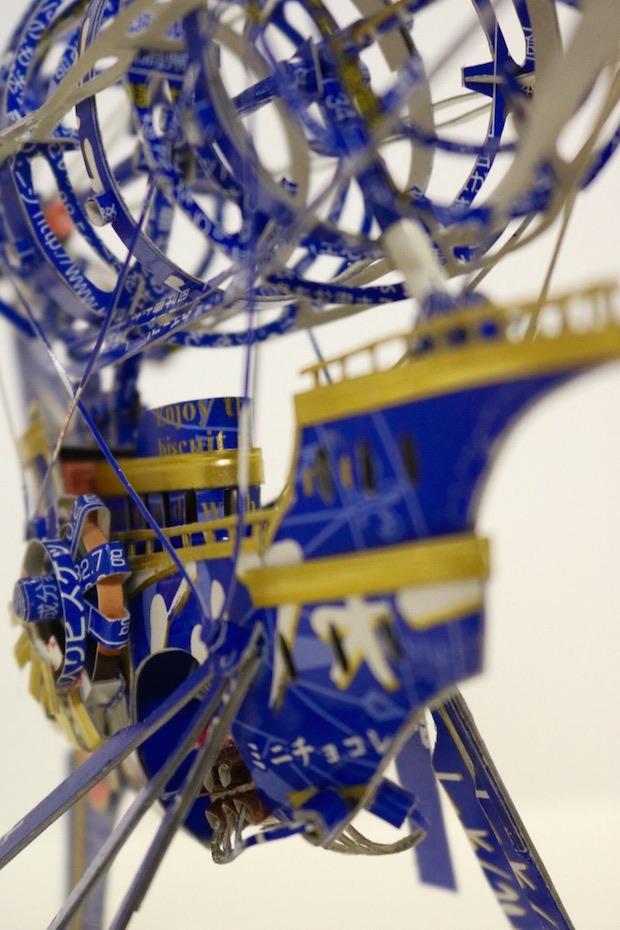 bourbon alfort chocolate biscuits ship sailing twitter japan model sculpture