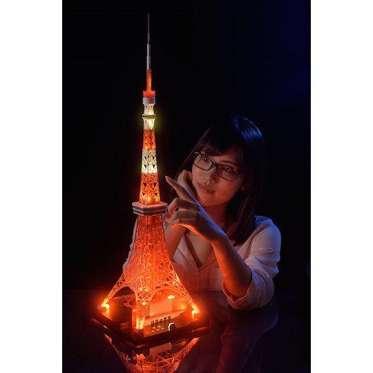 tokyo tower in my room model replica landmark japan