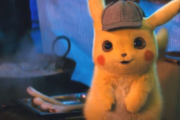 detective pokemon pikachu movie
