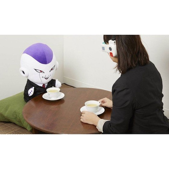 boss salaryman frieza dragon ball computer pc-cushion