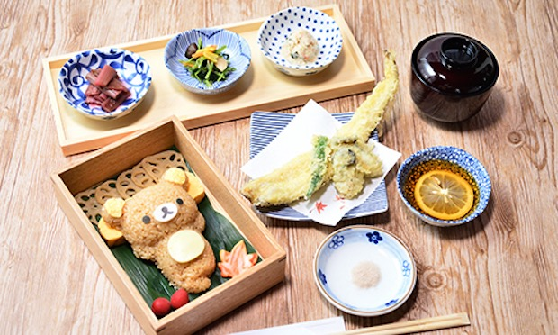 rilakumma miyajima sabo teahouse restaurant cafe hiroshima