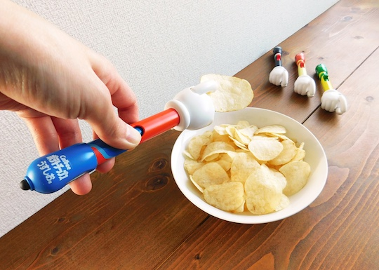 potechinote potato chip grabber stylus pen