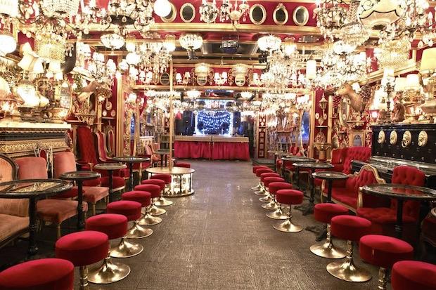 trump room shibuya tokyo nightclub close
