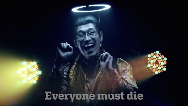 pikotaro everyone must die song video