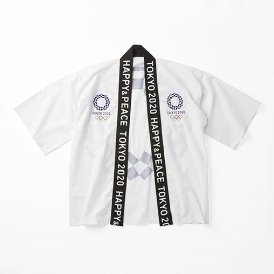 Tokyo 2020 Olympics Happi Coat