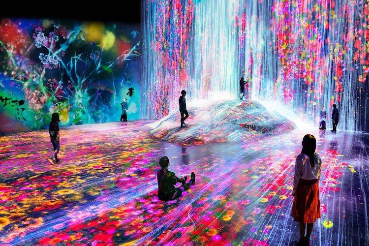 mori art museum teamlab borderless digital tokyo