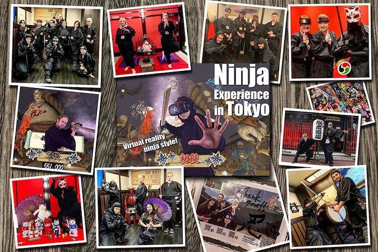 ninja experience tokyo