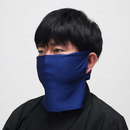 japan martial arts iaido face mask coronavirus covid19 protection