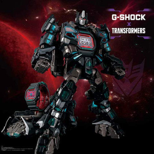 G-Shock Transformers Watch