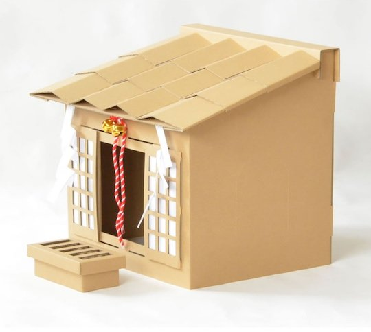 neko jinja shinto shrine cat house furniture japan