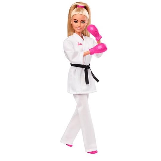 japan barbie dolls olympics tokyo games 2020 2021 sports toy