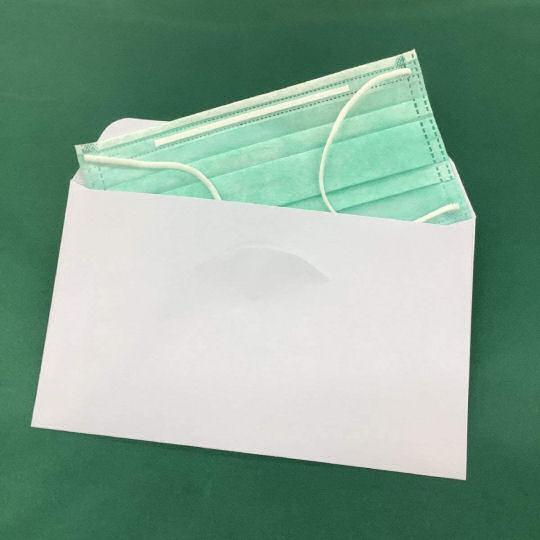 face mask envelope