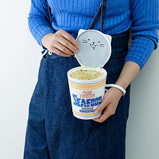 seafood cup noodle anniversary pouch